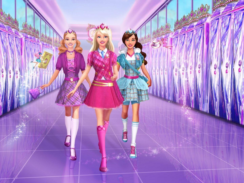 Barbie en la escuela  Imgenes y fotos