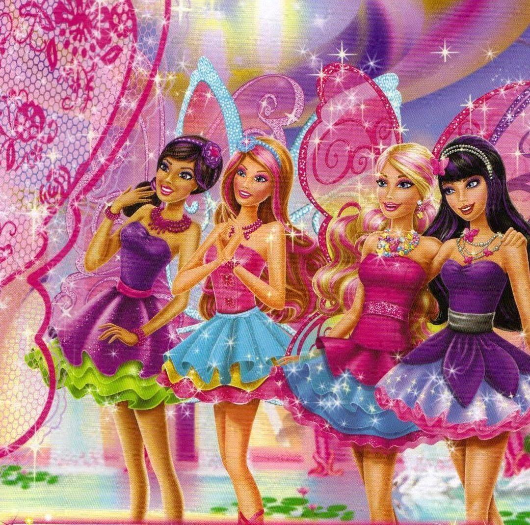 Barbie Wallpaper Hd 3d: Barbie Y Amigas :: Imágenes Y Fotos