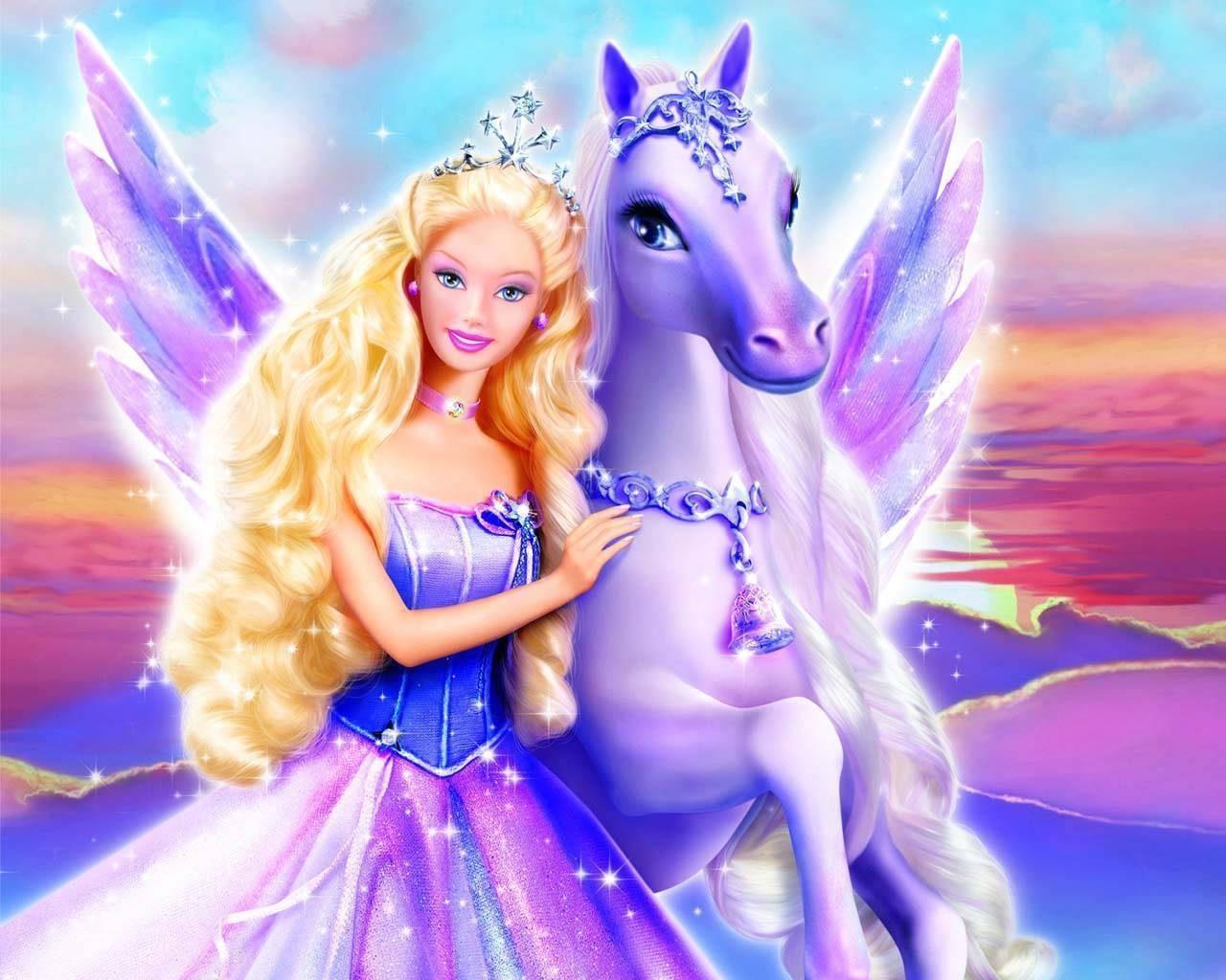 Galera de imgenes Dibujos de Barbie