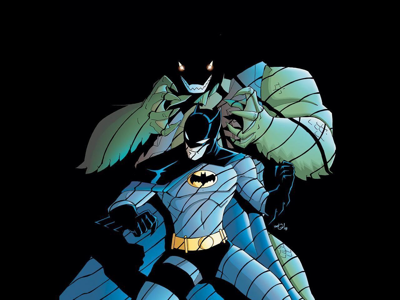 Batman peleando :: Imágenes y fotos