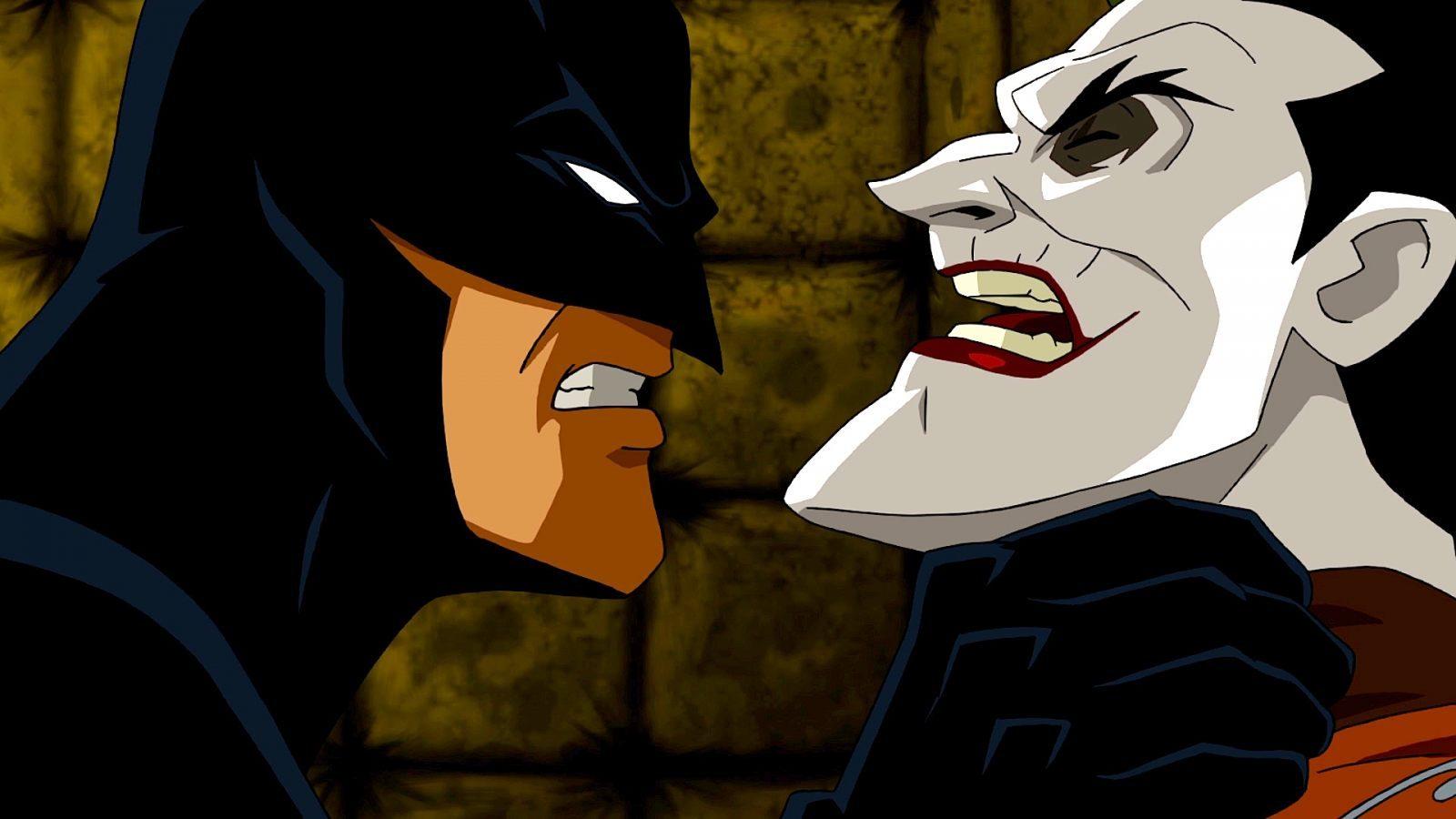 Batman y Joker :: Imágenes y fotos