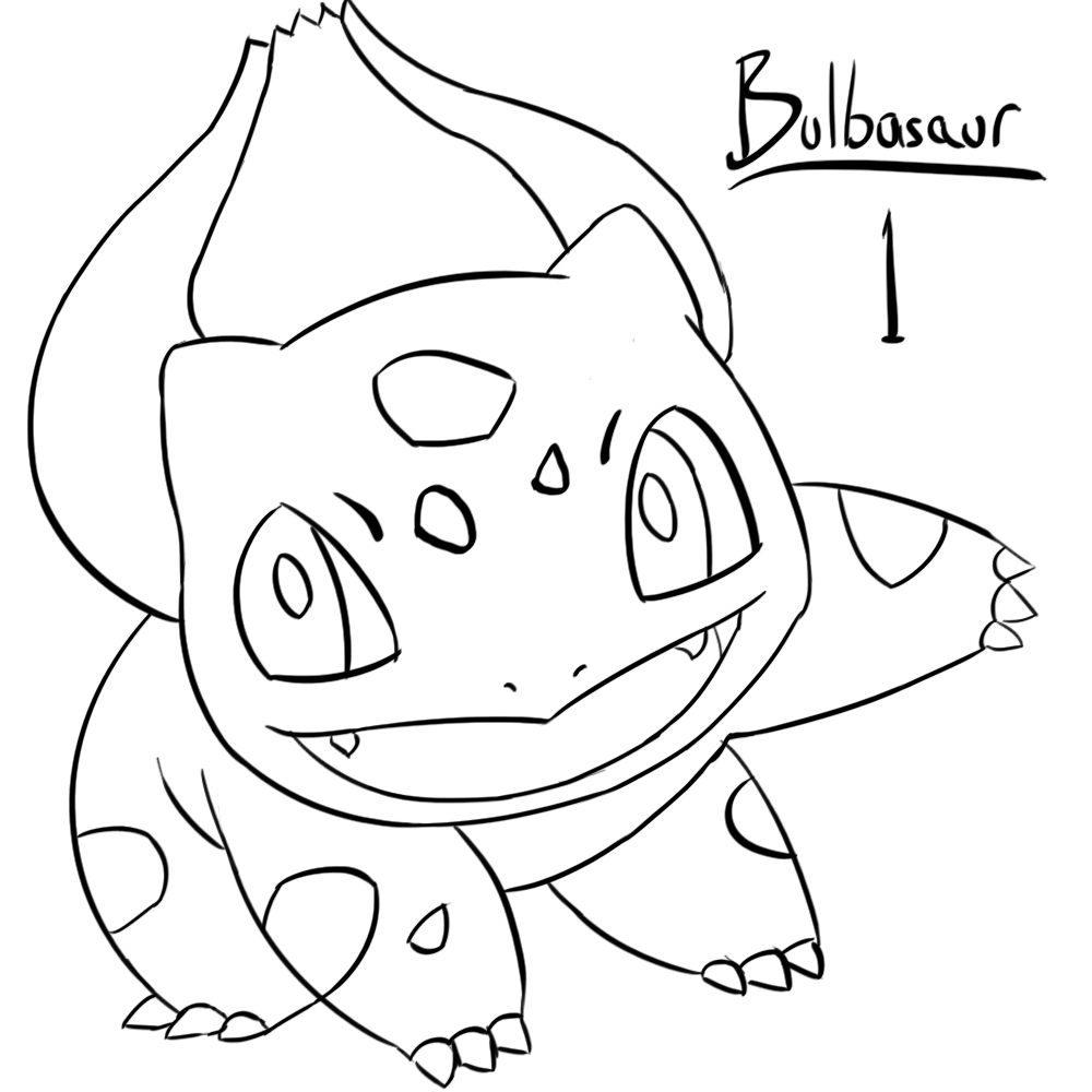 Galería De Imágenes: Dibujos Pokemon Para Colorear