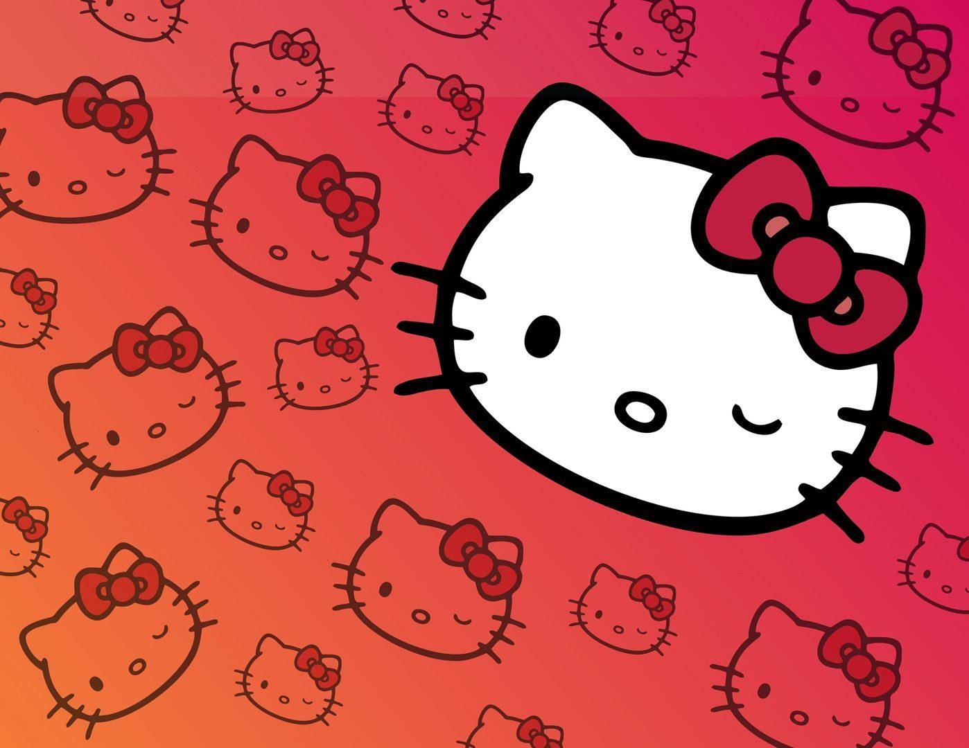 Cabeza de Hello Kitty  Imgenes y fotos