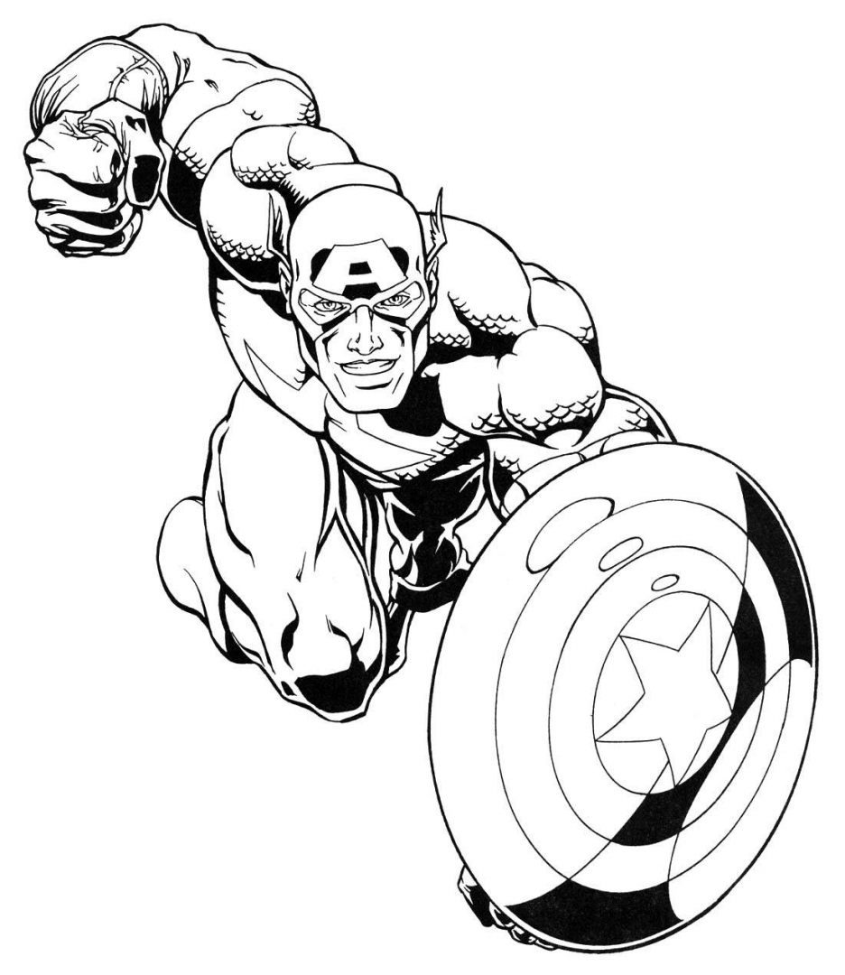 Capitán América :: Imágenes y fotos