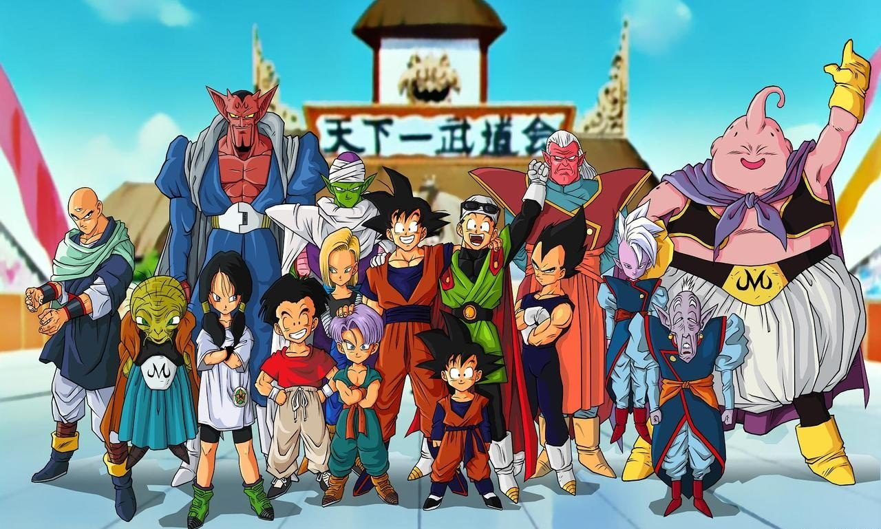 Dibujos de Dragon Ball
