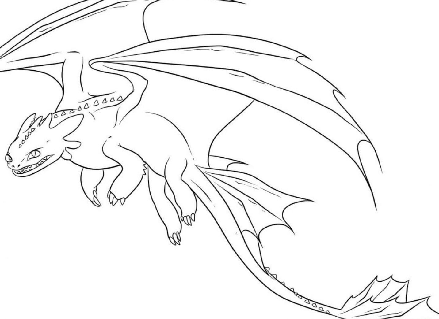 Galería de imágenes: Dibujos de dragones para colorear