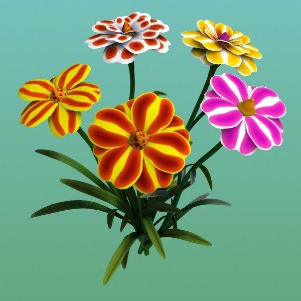 Galera de imgenes Dibujos de flores