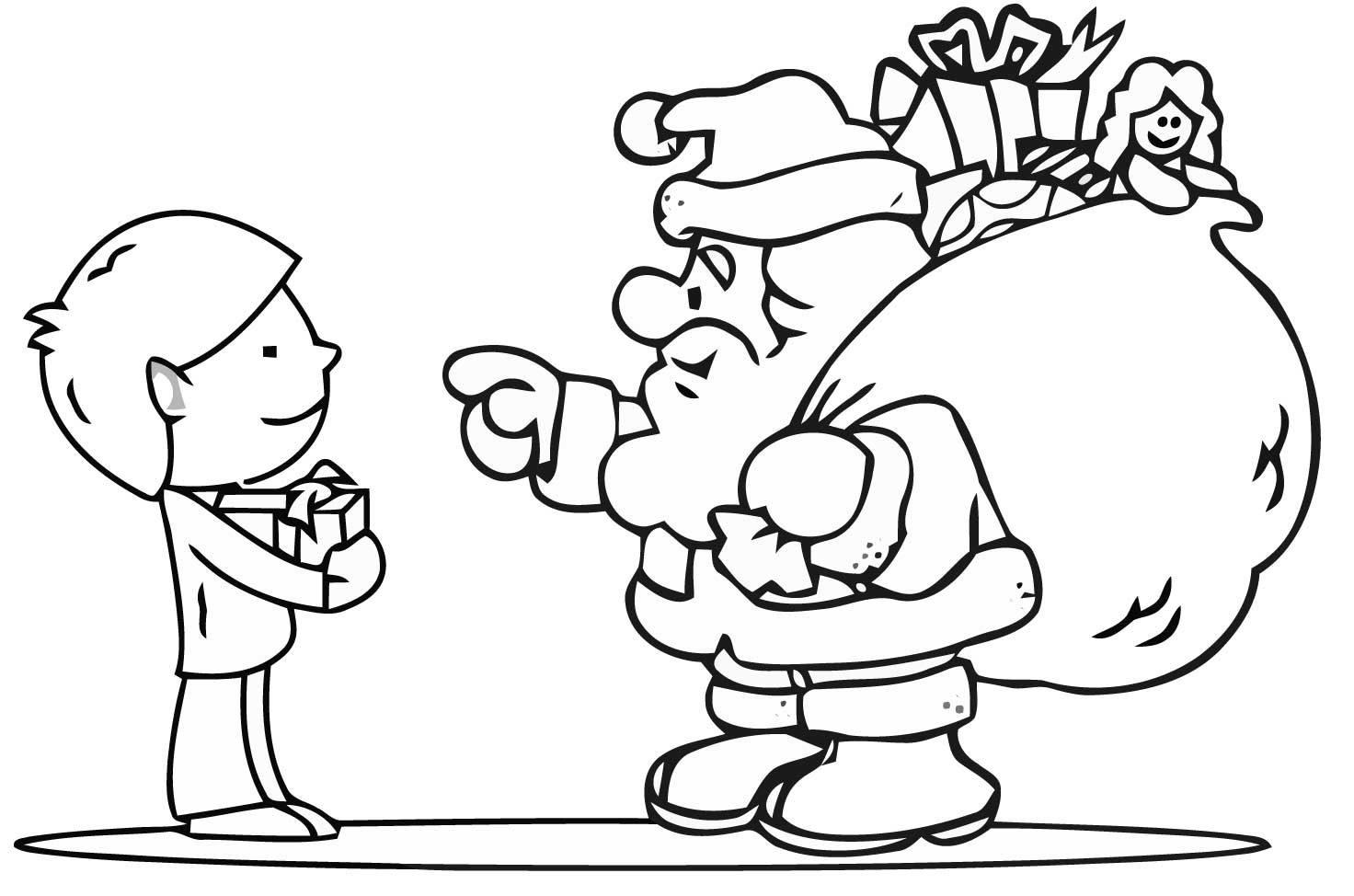 Más De 100 Dibujos De Navidad Para Colorear Gratis