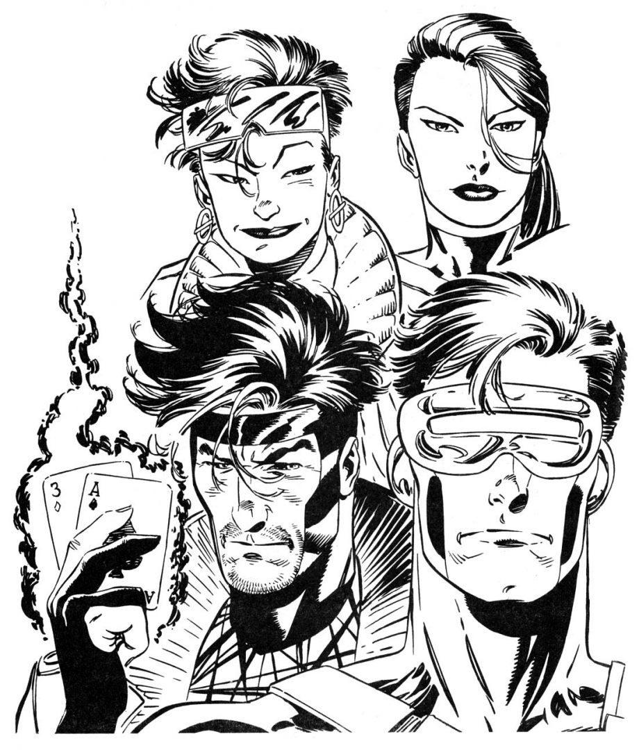 X-Men :: Imágenes y fotos
