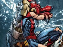 Lucha de Spiderman
